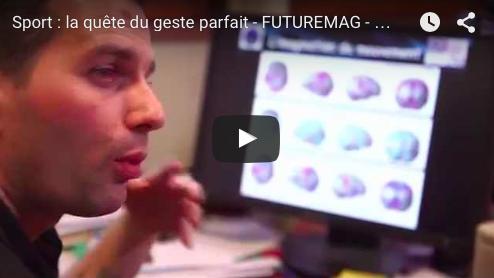 Reportage : la quête du geste parfait – FUTUREMAG – ARTE