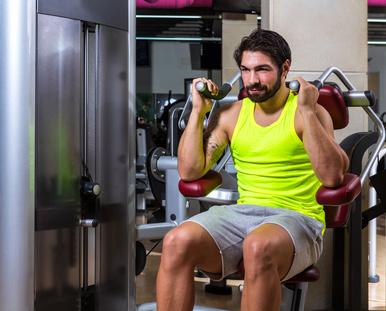 Appareil Flexion De Buste Musculation