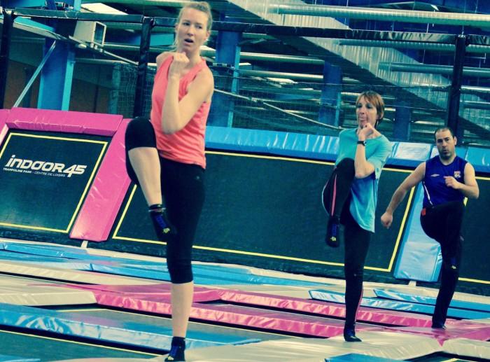 Forme, santé et préparation physique : quels sont les intérêts du Fitness Trampoline ?