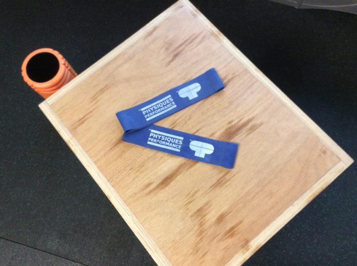 Mini élastiques physiques performance