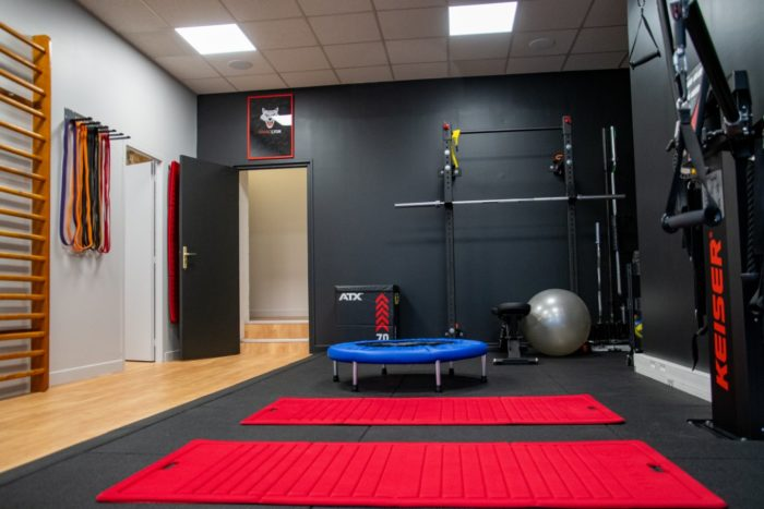 BOAX : Le Centre de Suivi Sportif à Lyon