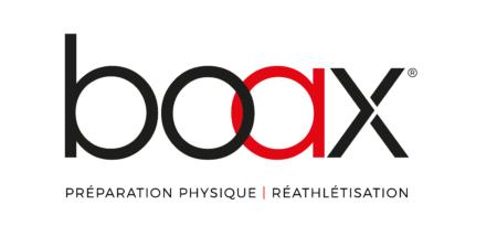 Le logo de la marque Boax