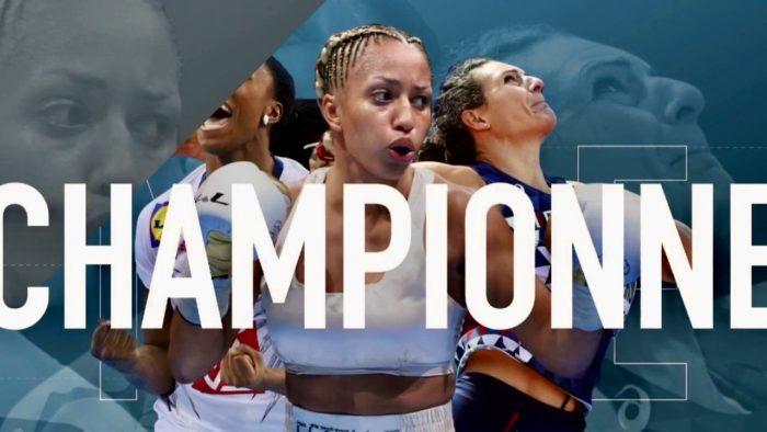 """Reportage """"Championne sa mère"""" de Sport Reporter"""